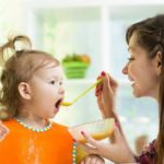 غذاء الطفل في الشهر التاسع