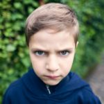 كيفية تربية الاطفال العنيدين