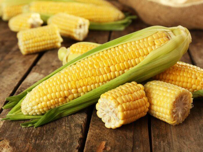 هل الذرة تزيد الوزن