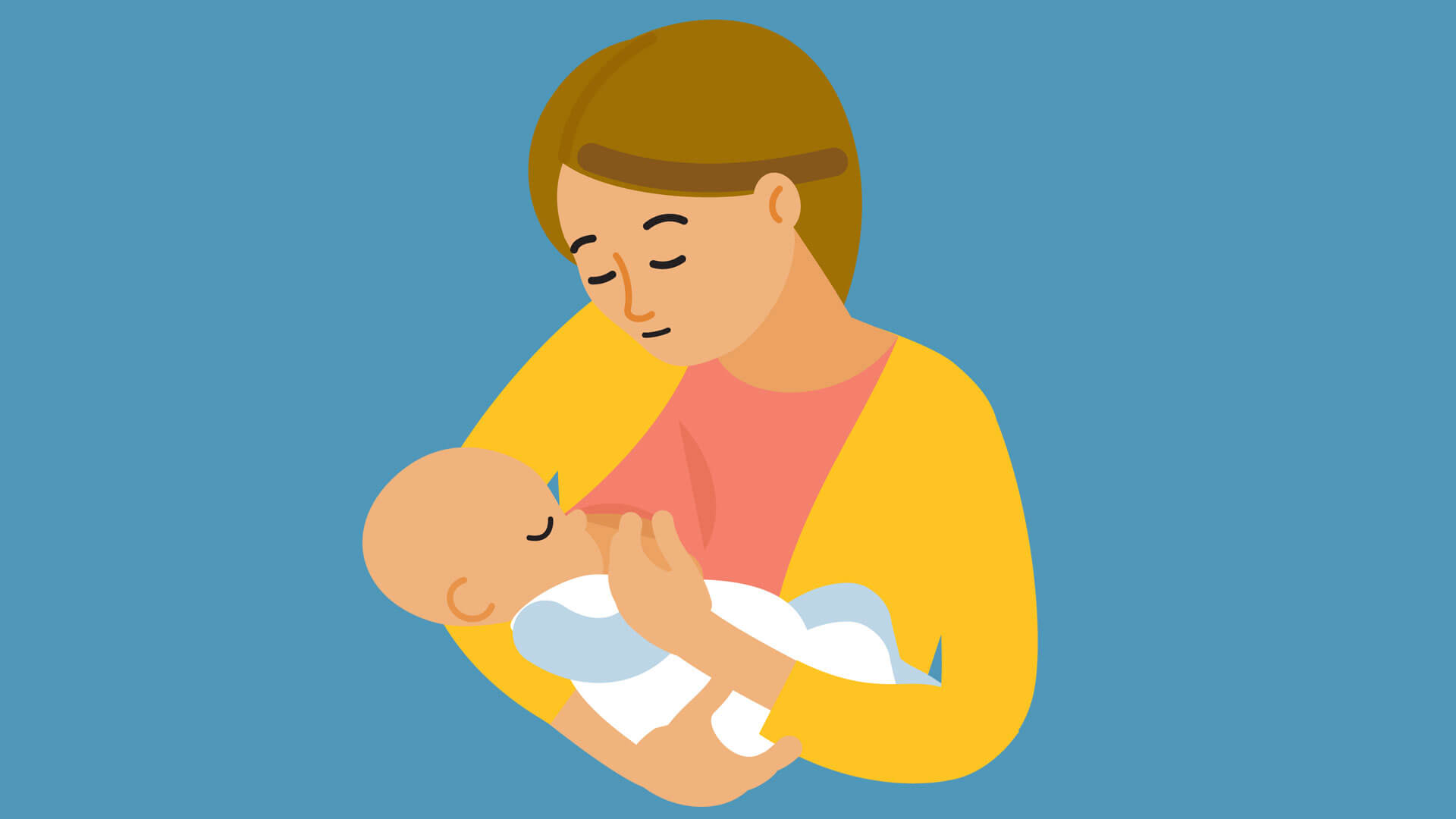 طرق زيادة الحليب عند المرضع
