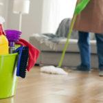 نصائح لتنظيف المنزل