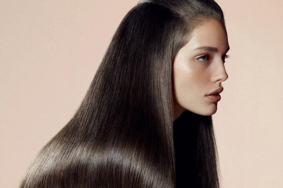 ترطيب الشعر