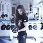 زيادة الكتلة العضلية للنساء