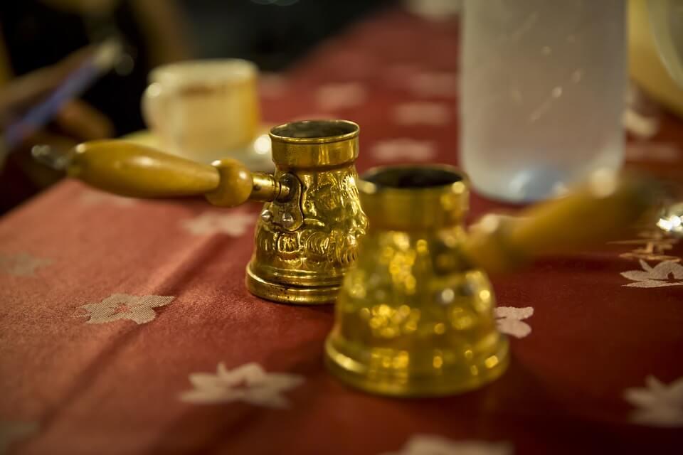 انواع القهوة العربية